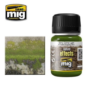 Ammo by Mig AMIG1411 Nature Effects, Slimy Grime Light