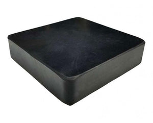 "Squadron 10261 Products Rubber Block 4""X4""X1"""