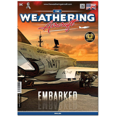 Ammo by Mig Book AMIG5211 The Weathering Aircraft