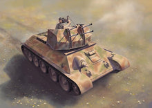 Load image into Gallery viewer, Dragon 1/35 German Flakpanzer T-34r - Smart Kit 6599