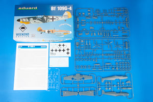 Eduard 1/48 Bf 109G-4 Weekend Edition 84149
