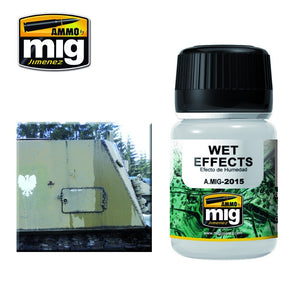 Ammo by Mig AMIG2015 Wet Effects 35ml