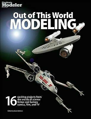 Kalmbach Publishing Out Of This World Modeling Book 12807