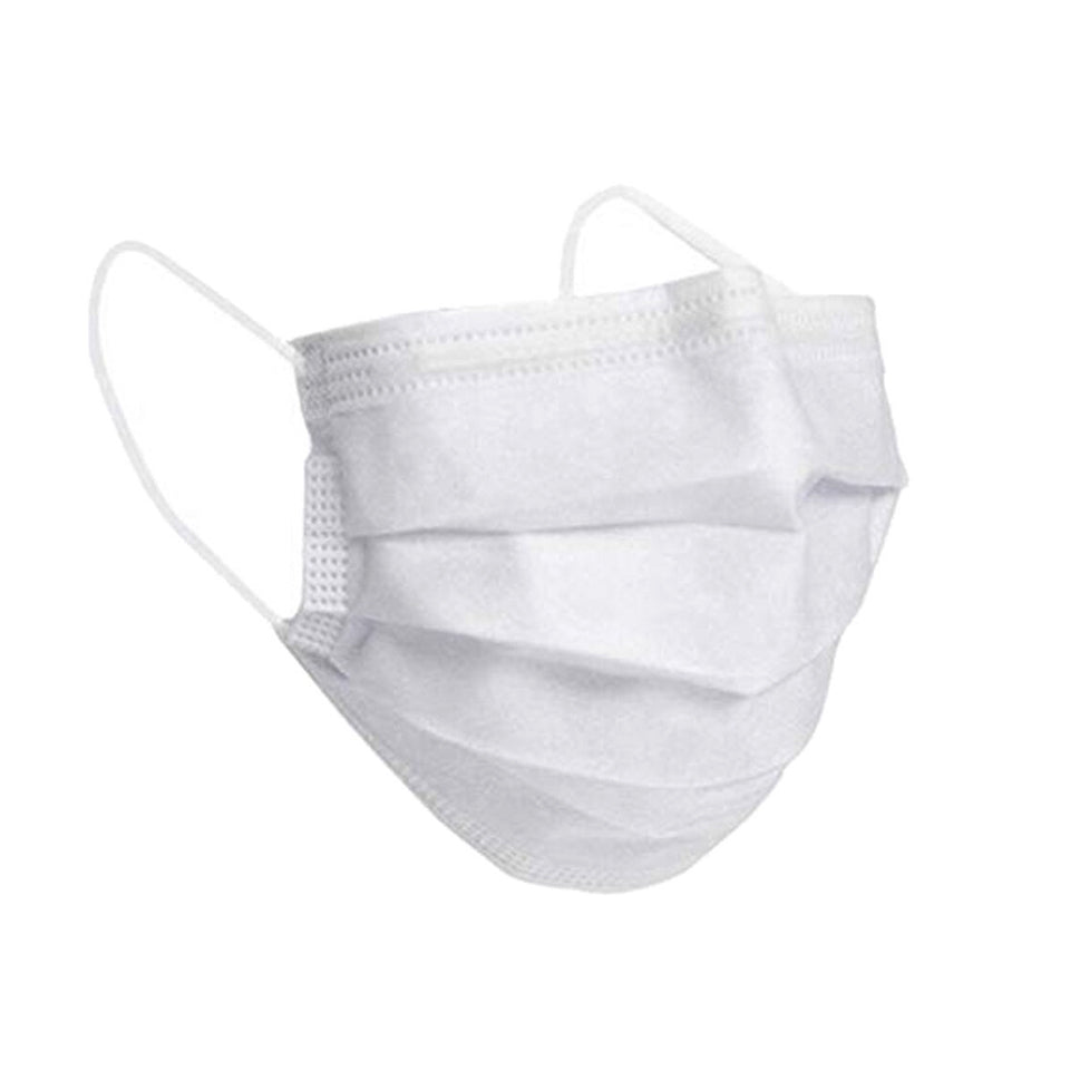 Disposable Face Mask (10-Pack)