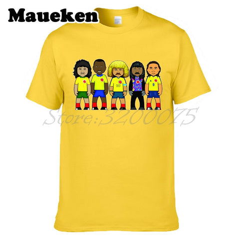 Colombia Legends  T-shirt