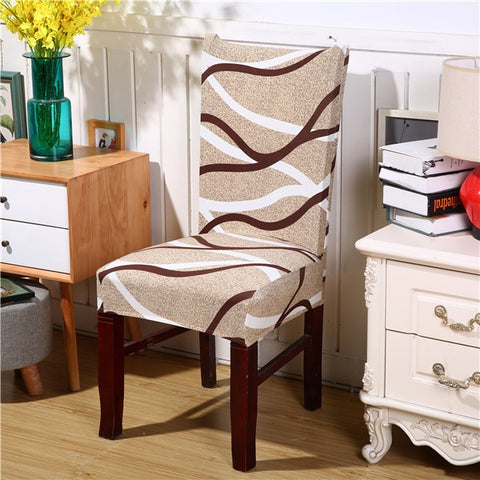 Dining Chair Slipcover - Protector Stretch Removable
