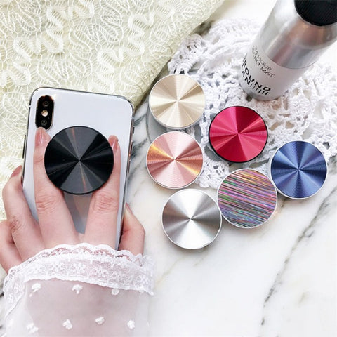 Universal Phone Holder with Magnetic Colors
