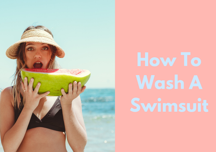 How To Wash A Swimsuit