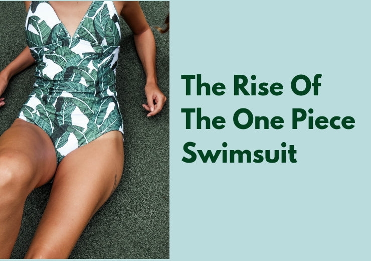 The Rise Of The One Piece Swimsuit