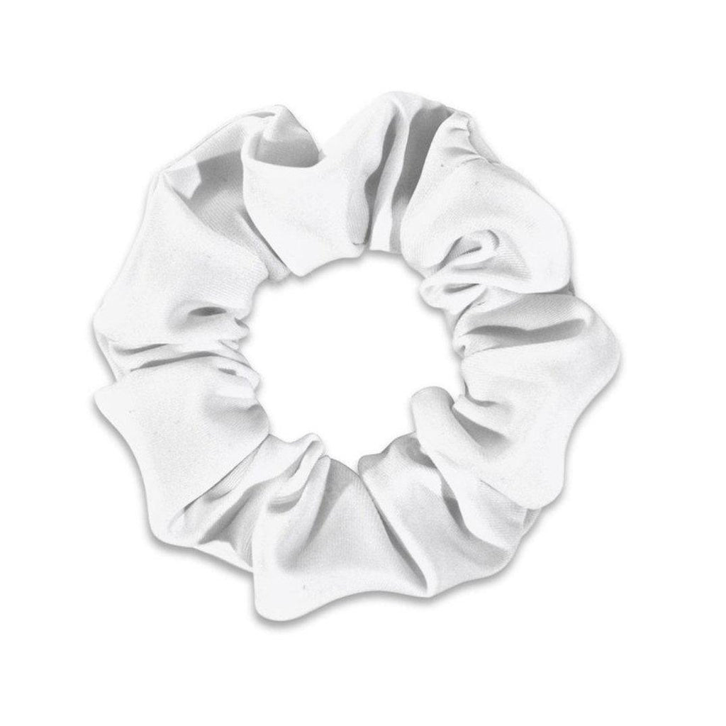Scrunchies - Blanco - Bombshell Bay Swimwear