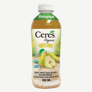 Pear Organic Juice - Ceres Organics
