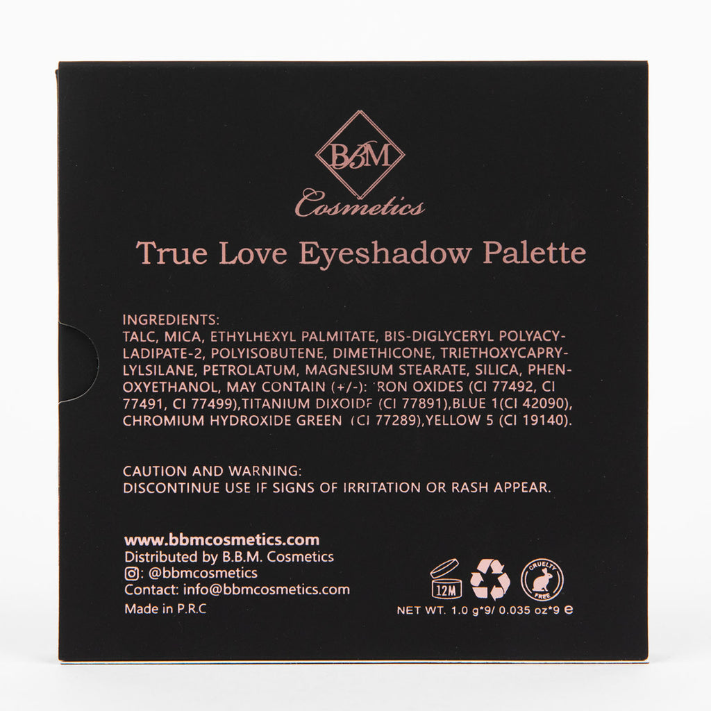 True Love Palette