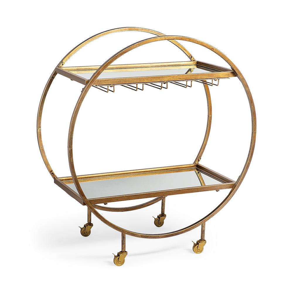 Melfi Bar Cart