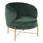 Walterboro Emerald Chair