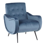 Kilmer Light Blue Chair