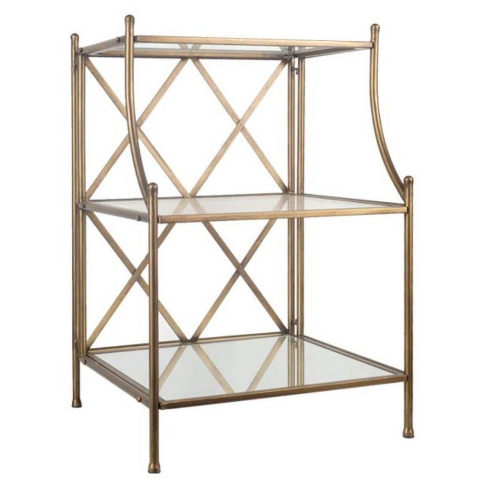 Savona Gold Accent Table