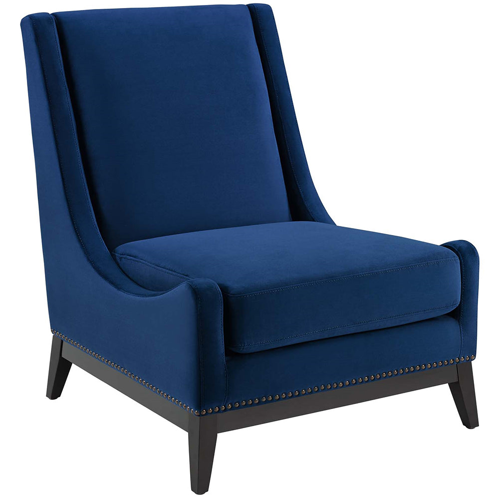 Glencoe Blue Chair