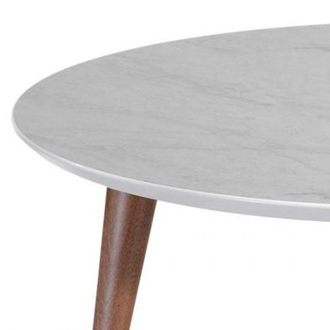 Simone Low Marble Coffee Table