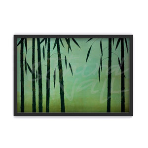 Bamboo Grove I (Stretched)
