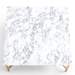 Karlsson Square Marble Table