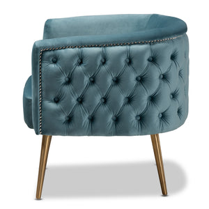 Markie Seablue Chair