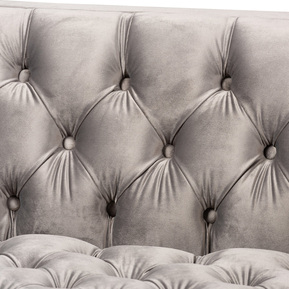 Quinn Light Gray Sofa