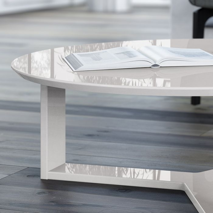 Serina Beige Coffee Table