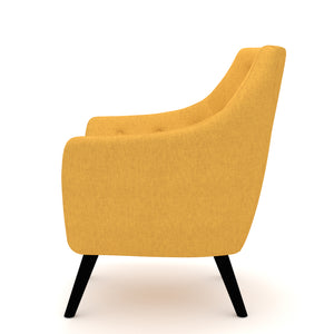 Axel Mustard Chair