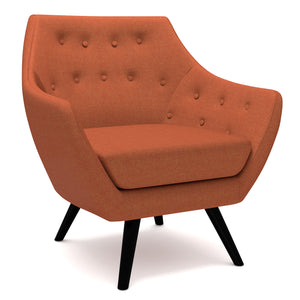 Axel Orange Chair