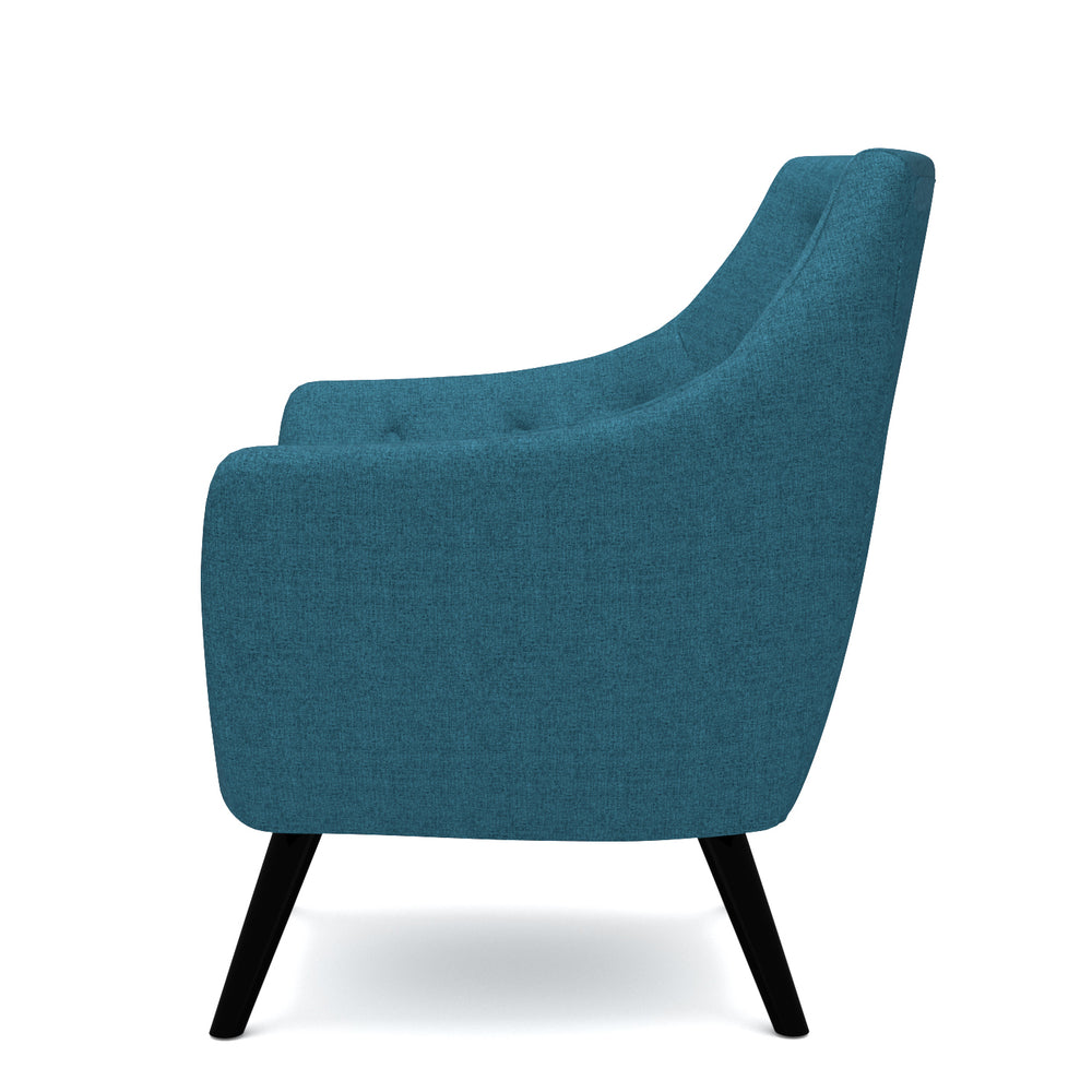 Axel Teal Chair