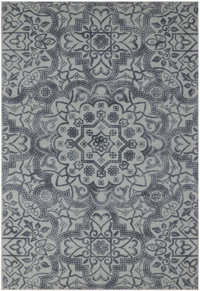 Kaden Light Gray BNS-28 Rug