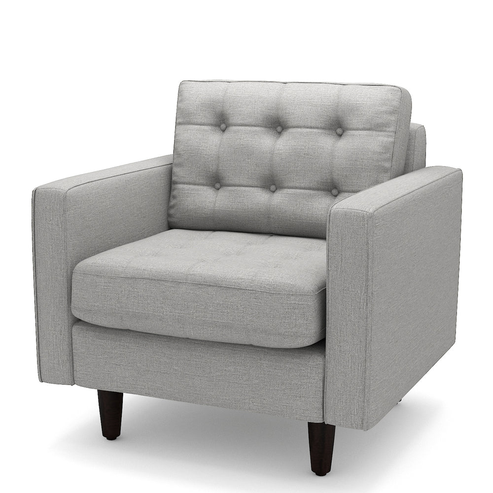 Brandy Light Gray Chair
