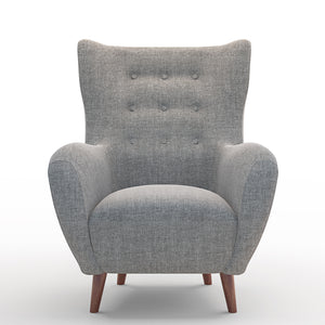 Tyra Coventry Gray Chair