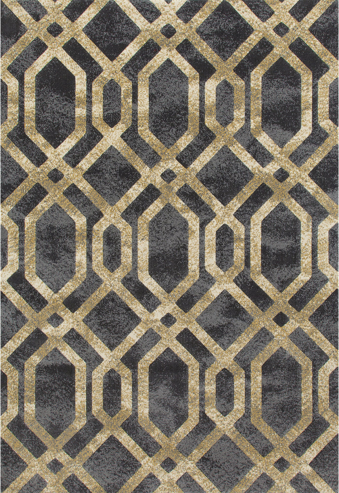 Cieran Yellow MPAR000421 Rug