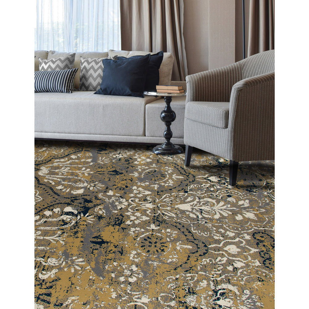 Cieran Yellow   MPAR000491 Rug