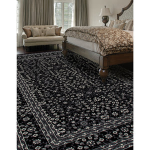 Kennith Black MPAR00080 Rug