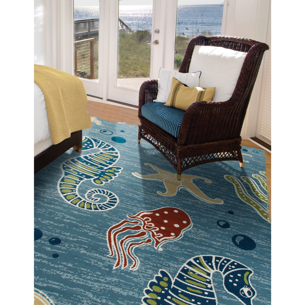 Season Blue MPARO00006 Rug