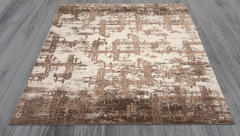 Harmonia Brown MPHA3314 Rug