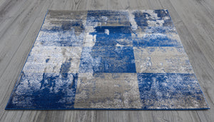 Twiss Blue MPISTW1742 Rug