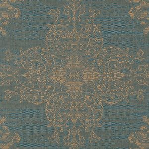 Priston Blue MPSISO0001 Rug