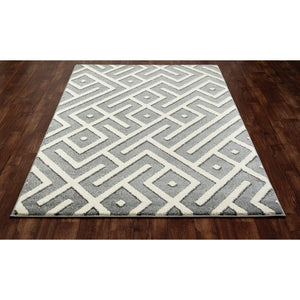 Hill Gray MPTW0001 Rug