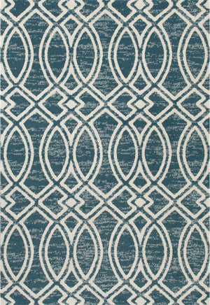 Hill Blue MPTW00013 Rug