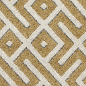 Hill Yellow MPTW0003 Rug
