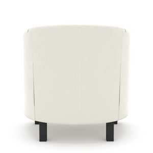Narragansett Ivory Velvet Chair