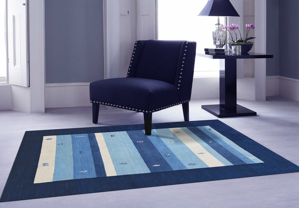 Savannah Navy NOM-12 Rug