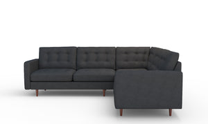 Hudson Gray Sectional