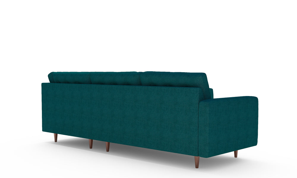 Hudson Teal Sectional