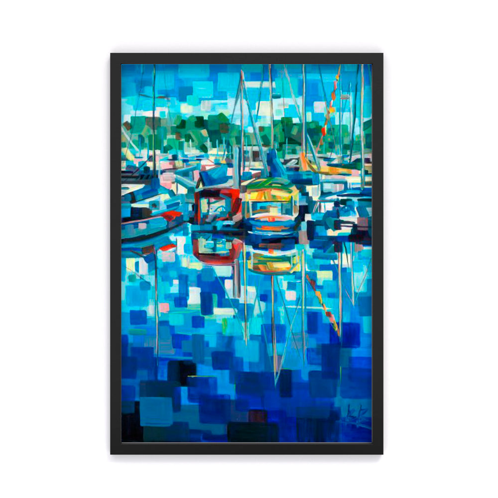 Untitled (Boats)
