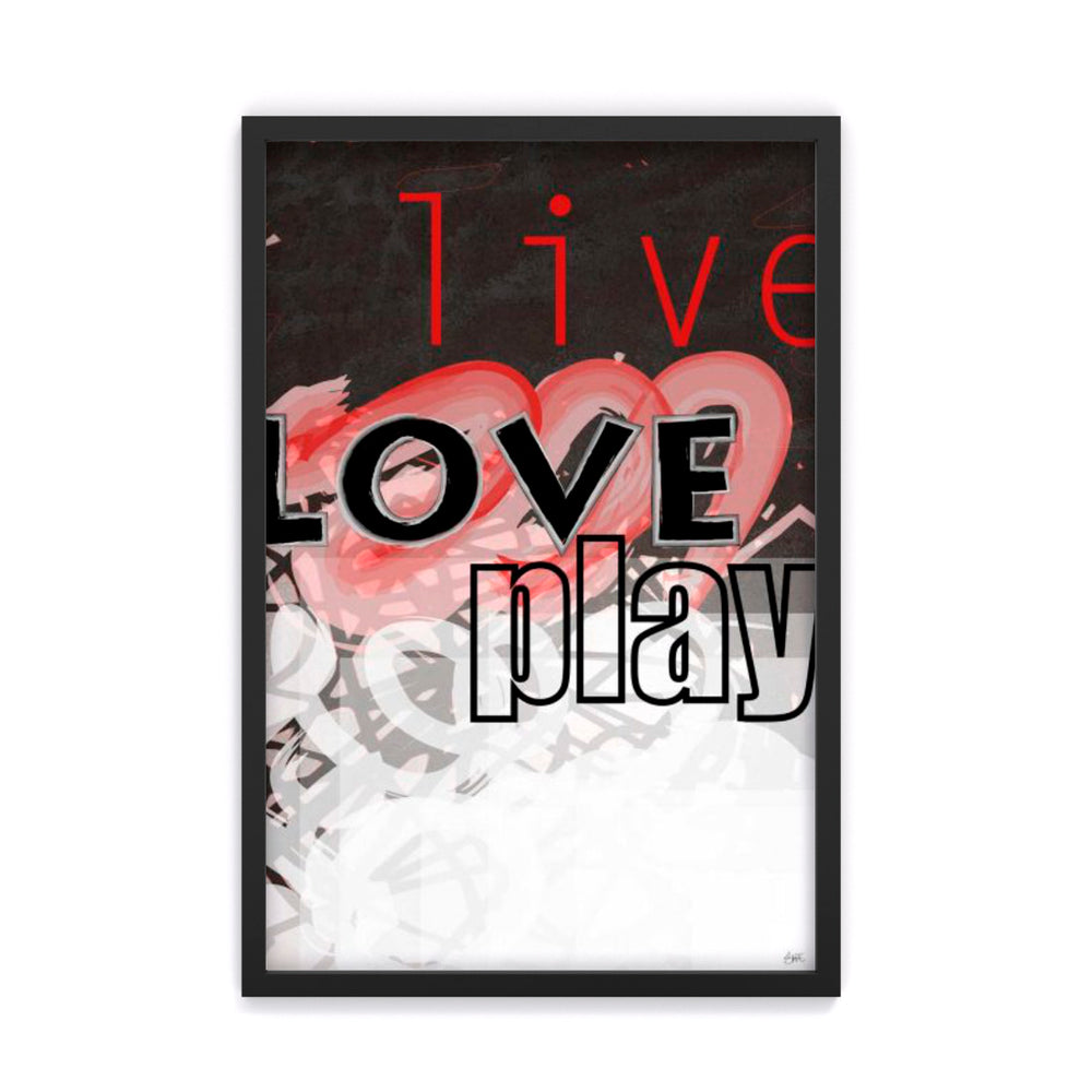 Live Love Play Differently