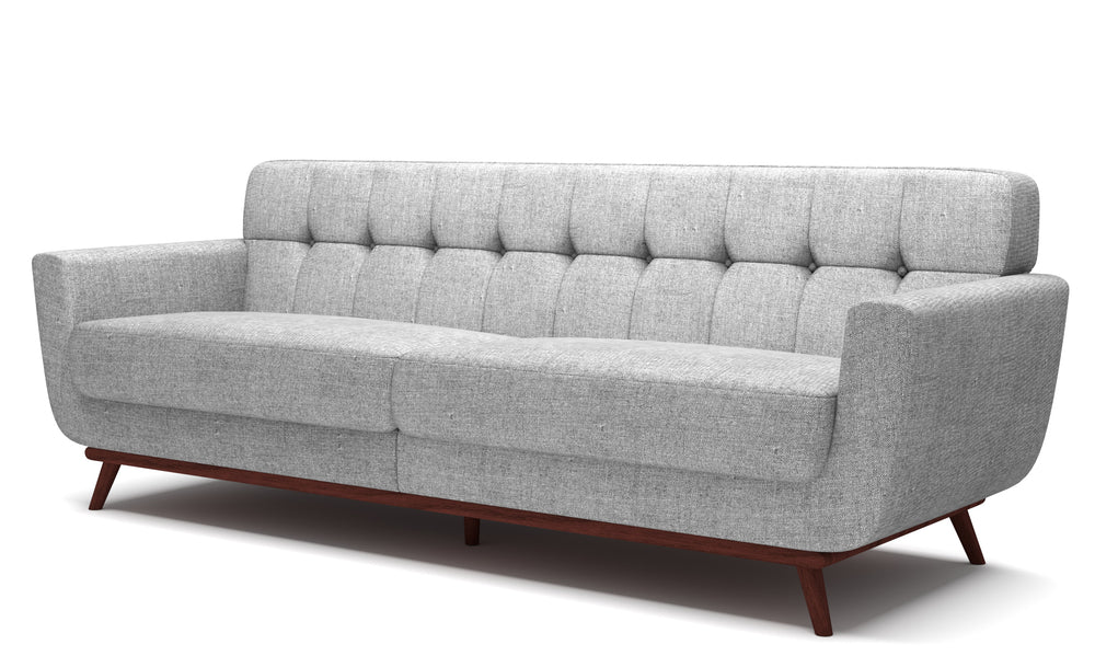 Verdona Peak Gray Sofa